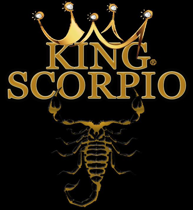 king scorpio Logo
